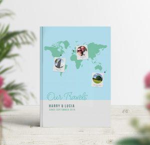 Travel Photo Book