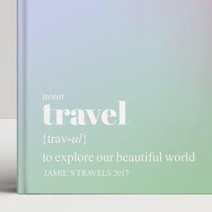 Travel Quote Journals