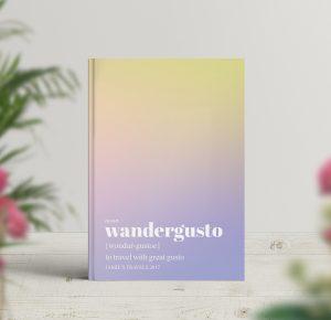 Wandergusto Notebook